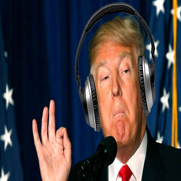 PodTrump Podcast Takeover
